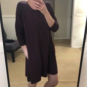 ⭐️Aritzia Wilfred soft dress with pockets❤️EUC⭐️